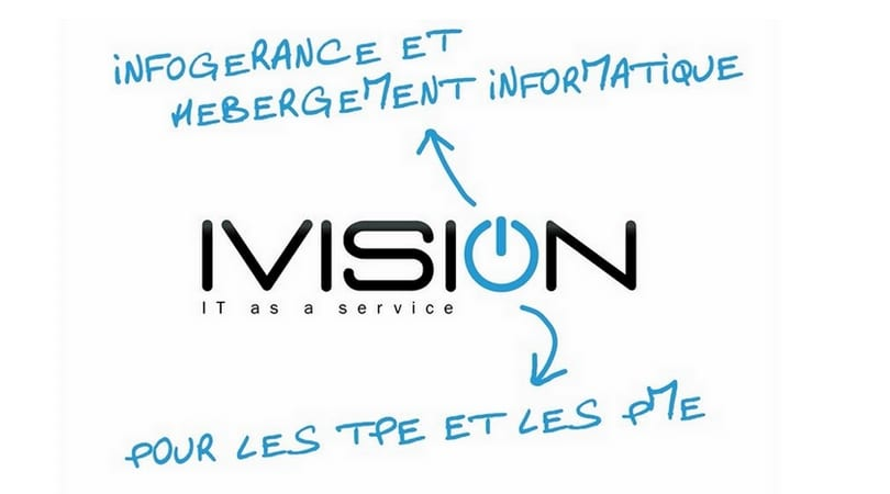 ivision sanscontact video continuité informatique